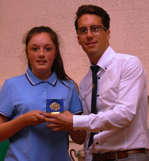BG Girls Merit Award Shannon