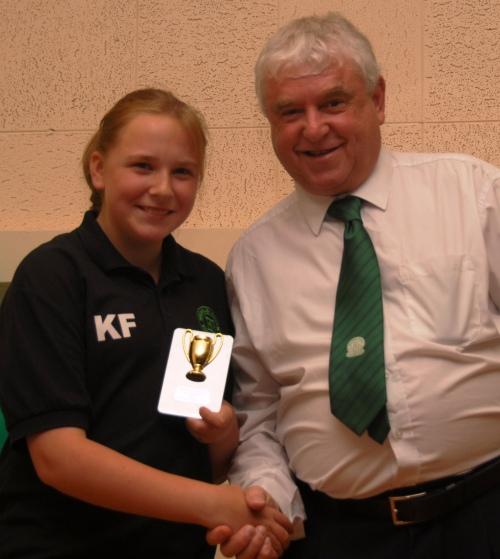 BG Girls Clubperson Keeley Finn
