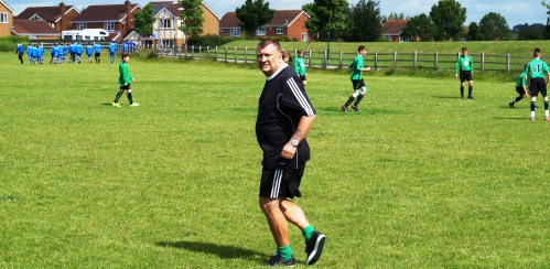 2015.06.20 U13s at Lutterworth and Harborough Town FC [9z1]