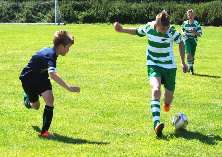 2015.06.20 U13s at Lutterworth and Harborough Town FC [9z17]