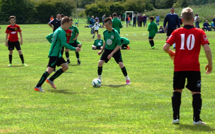 2015.06.20 U13s at Lutterworth and Harborough Town FC [9z3]