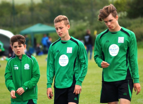 2015.06.20 U13s at Lutterworth and Harborough Town FC [9z34]