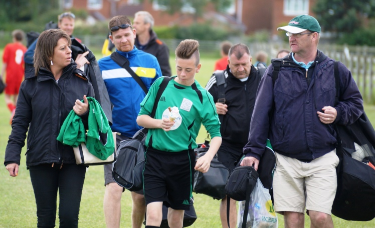 2015.06.20 U13s at Lutterworth and Harborough Town FC [9z39]