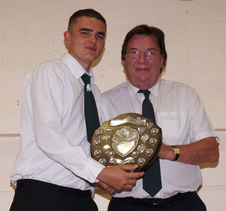 Martyn Dalby who took the U16s to tournament success and came so close n the East Kent Youth League and Cup last season