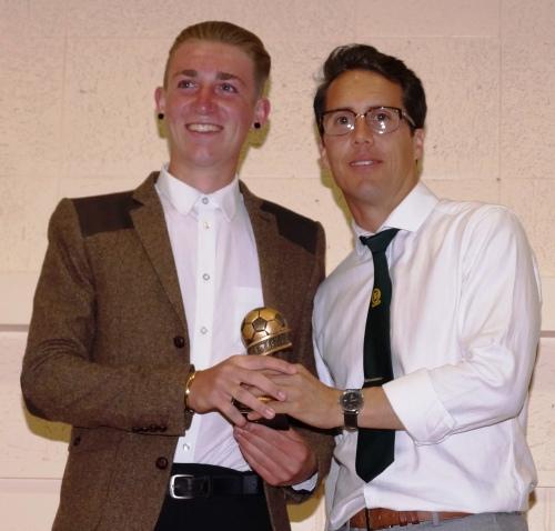 Most Improved Player U16s: Josh Twyman