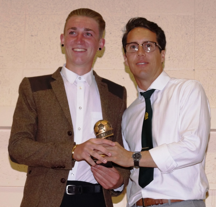 Most Improved Player U16s: Josh Twyman