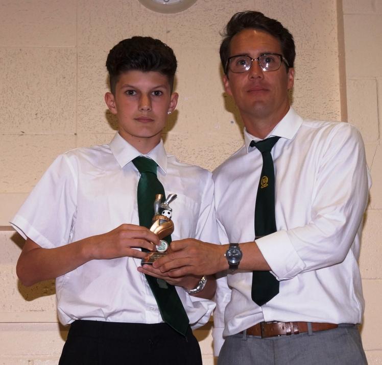 Rhys O'Sullivan: U16s Valiants Clubman