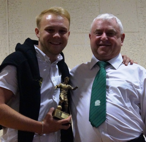 Saturday Seniors Managers Player: Nathan Stevens