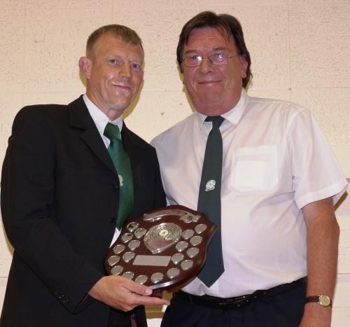 Pat Penfold: Chairmans Award for Endeavour