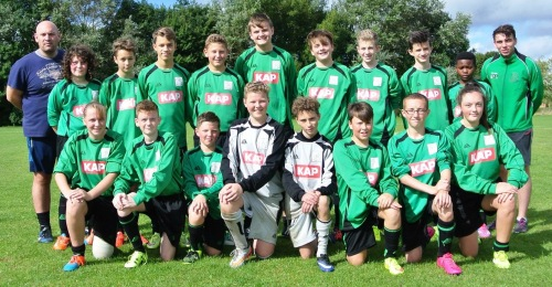 No travelling for the U14 Colts tomorrow as they meet their fellow clubmates at Waterside (10am kick off)