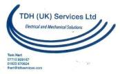 TDH card