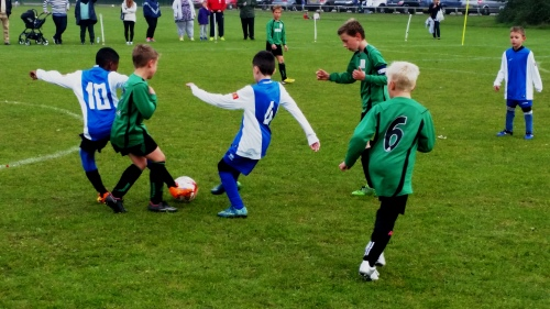 Bromley Green U10s enjoyed a home friendly with South Ashford today ... more photos to follow