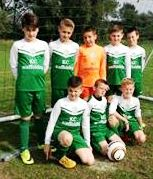 The Youth Colts on Saturday, sponsored by KC Scaffolding