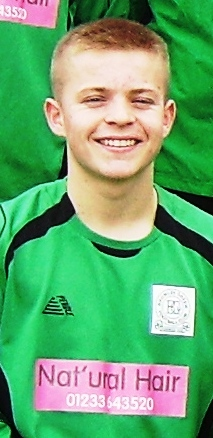 Connor Gower was amongst the scorers as the Green hammered 15 yesterday