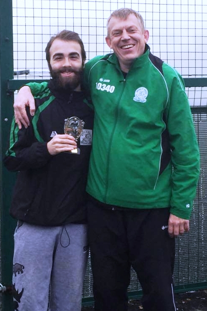 BGV Adults Player of the Month is Stewart
