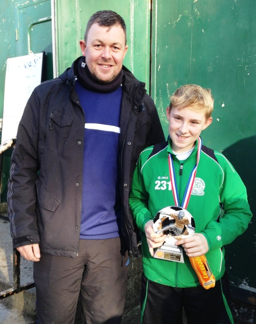 Congratulations to Reece, our Player of the Match against Hawkinge