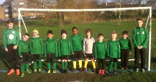 The U7s with Lenny and Jack