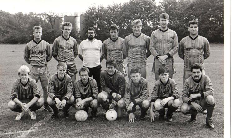 1988 September. Saturday Reserves. Can you name them all?