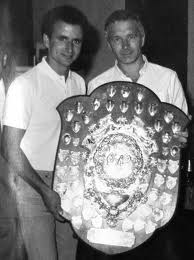 History George Magri and Tommy Stafford