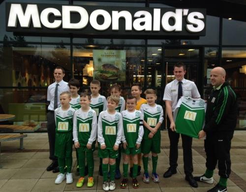 2016.02.19 U10s McDonalds 4