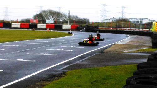 2016.02.20 U14s at Lydd Kart 6