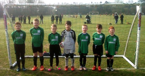 The Under 9s at Ball Lane