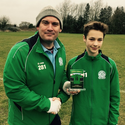 Once again, the U14 Colts played some super stuff this morning but paid for silly errors. Duncan's report to follow. Liam and Ben were on target whilst Player of the Match was Lewis Stansfield.