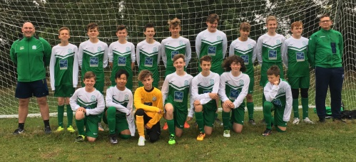 New-look Colts sponsored by Karl Terry Roofing Contractors