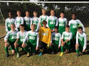 Green Under 14s