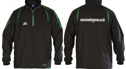 Front and back of the adult rain jackets now in stock. Sizes are small, large and extra large. Order forms are in the clubhouse. Payment with order please.