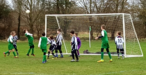 A good game with Charing but the U11s just missed out in the Cup on Saturday